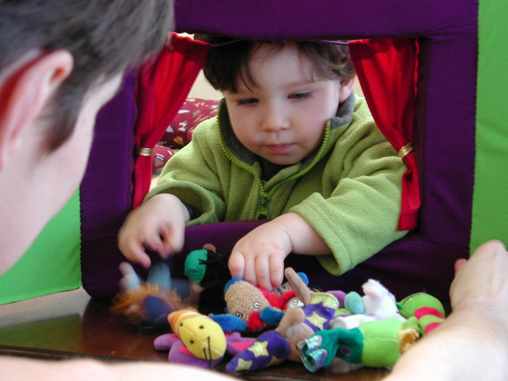 Children who work with Family Centred Practices Group improve important developmental skills